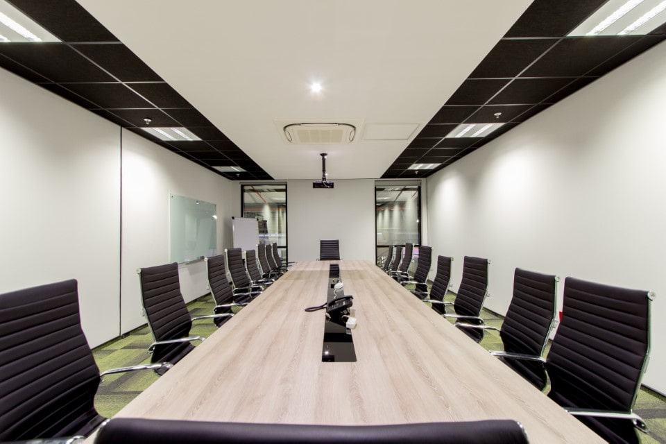 Plae Interior Design Bidvest Rental Boardroom