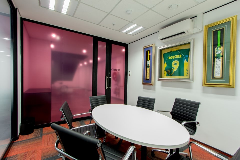 Plae Interior Design Bidvest Rental Meeting Room 2
