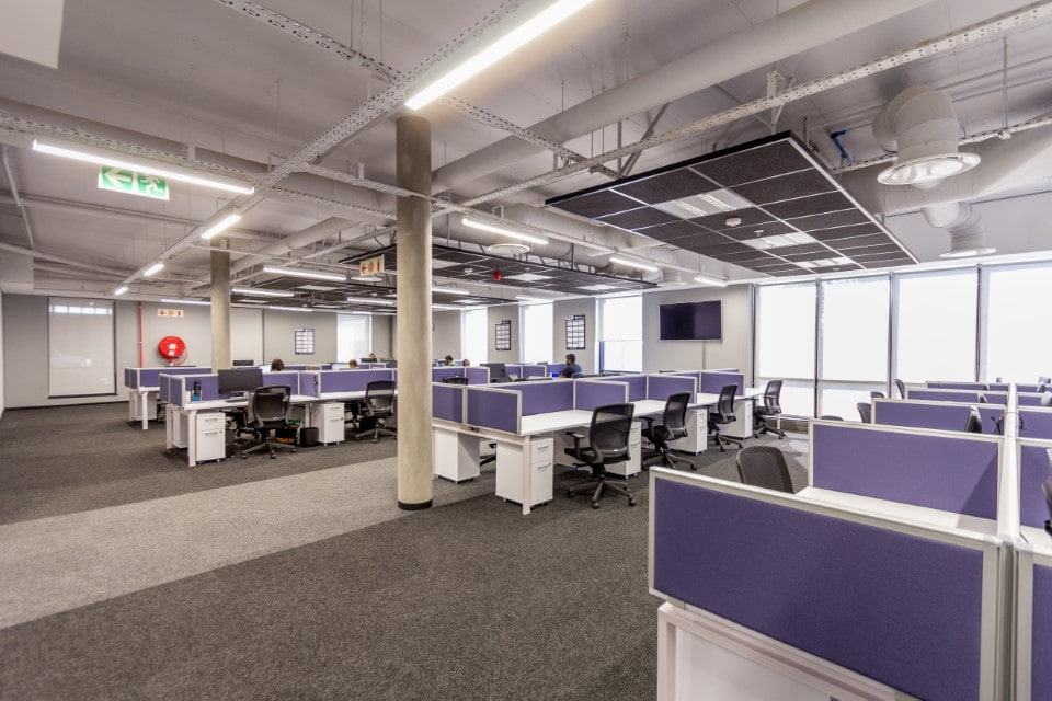 Plae Interior Design Bidvest Rental Office Cubicles 1