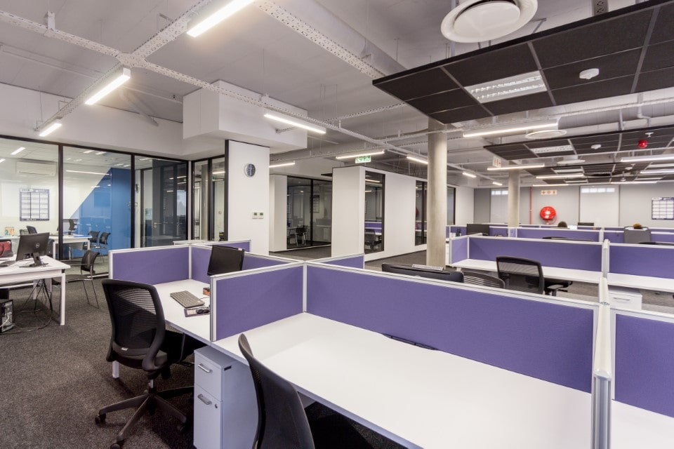 Plae Interior Design Bidvest Rental Office Cubicles 2