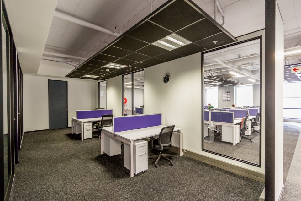 Plae Interior Design Bidvest Rental Office Cubicles 3