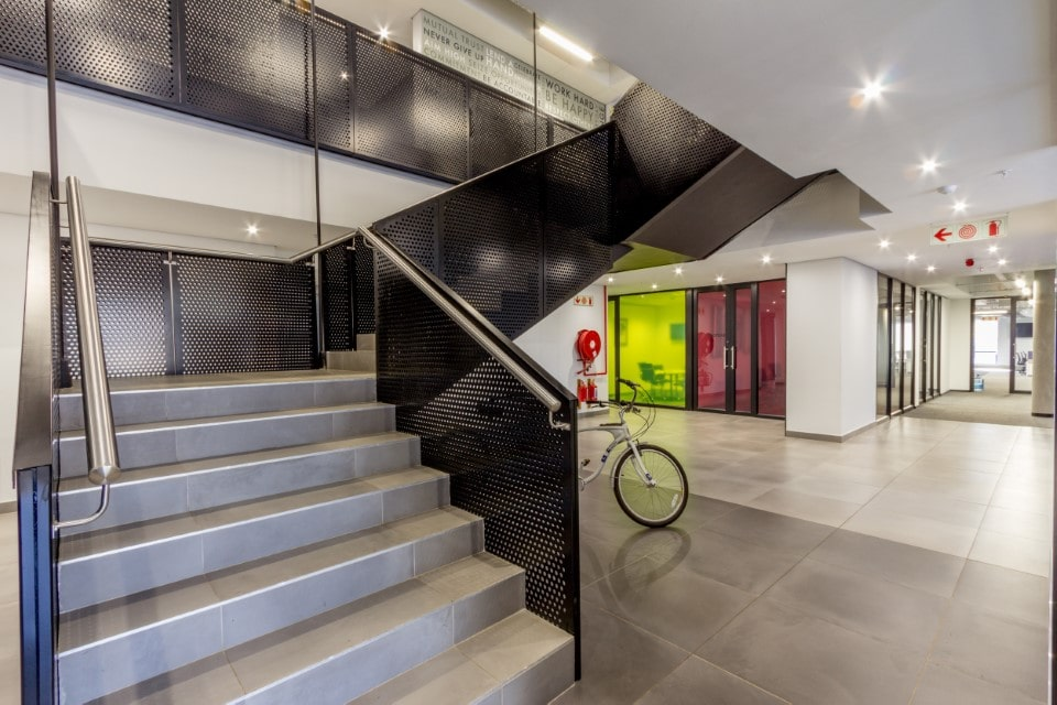 Plae Interior Design Bidvest Rental Staircase 2