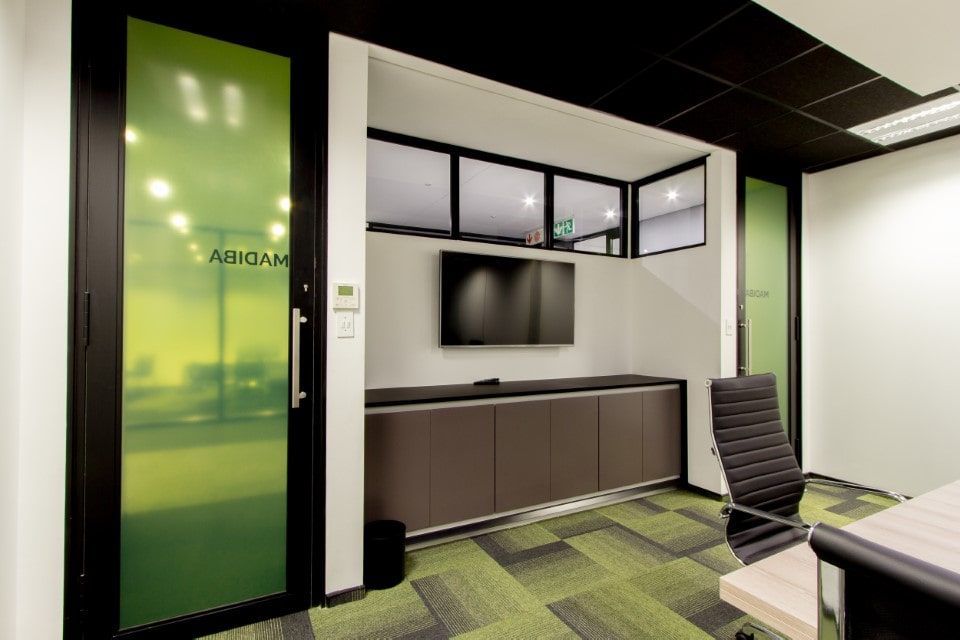 Plae Interior Design Bidvest Rental executive office