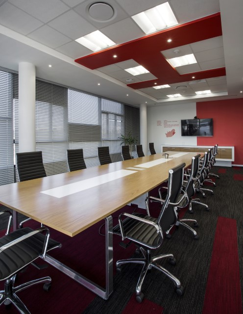 Plae Interior Design Hilti Boardroom 2