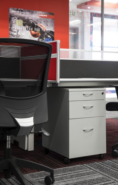 Plae Interior Design Hilti Cubicle Desk