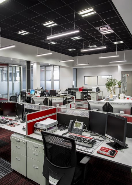 Plae Interior Design Hilti Cubicles