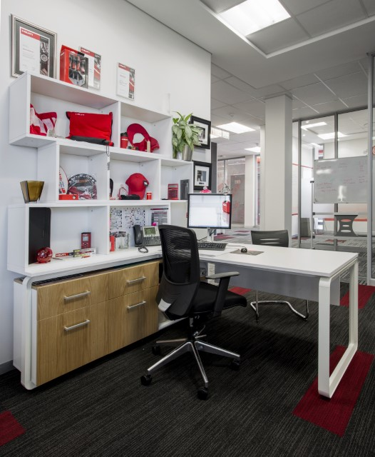 Plae Interior Design Hilti Office 3