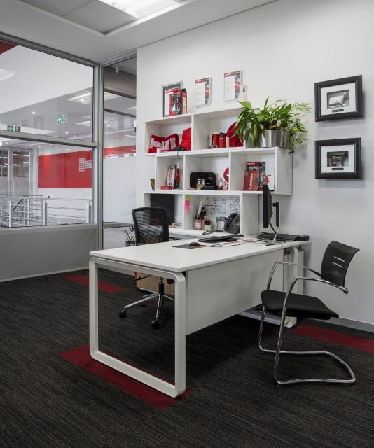 Plae Interior Design Hilti Office