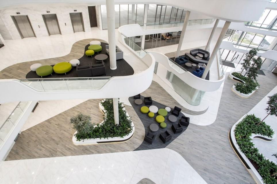 Plae Interior Designs Allandale Atrium 1