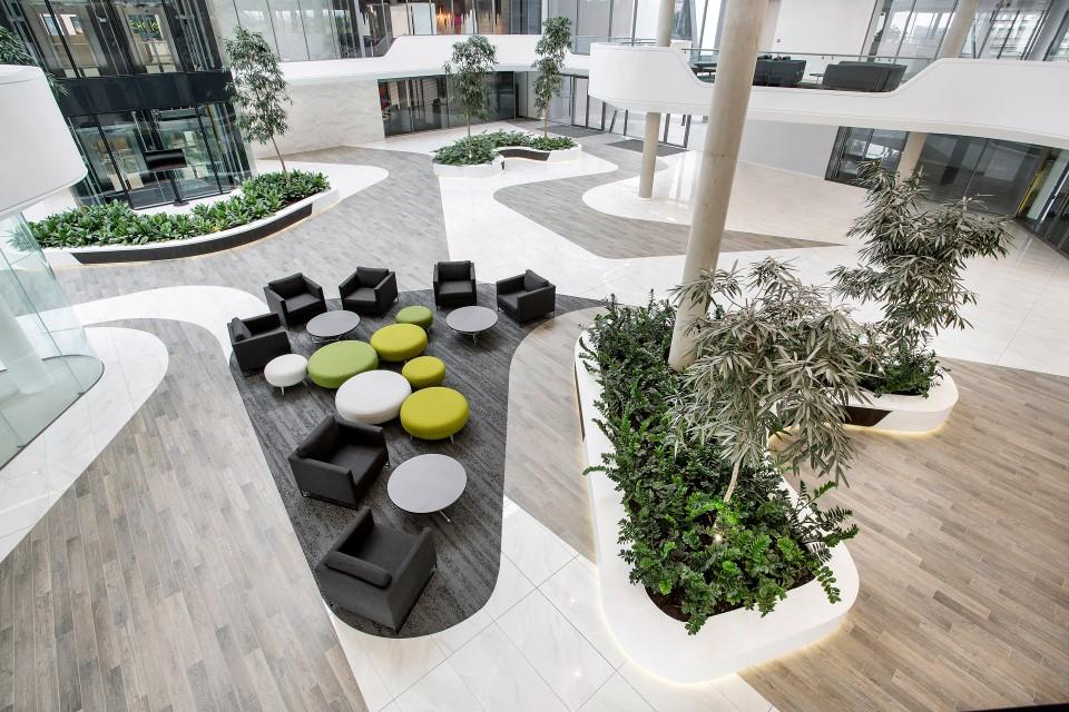 Plae Interior Designs Allandale Atrium 4