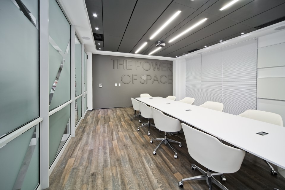 Plae Interiors ESA Offices Boardroom
