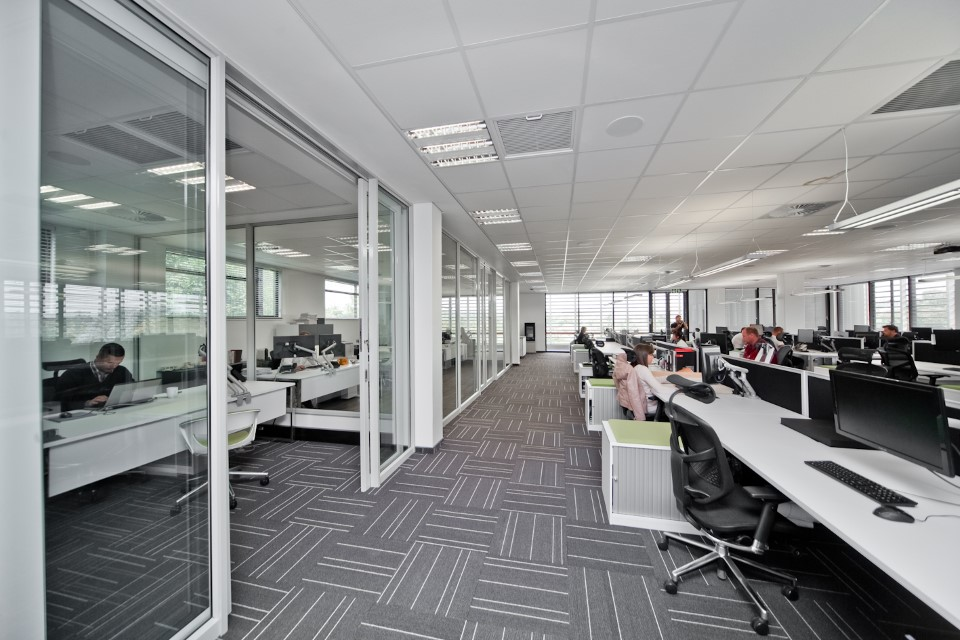 Plae Interiors ESA Offices Cubicles 2